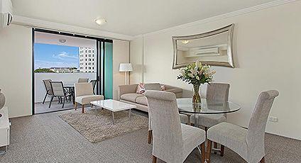Short Term And Long Term Brisbane CBD Serviced Apartments.