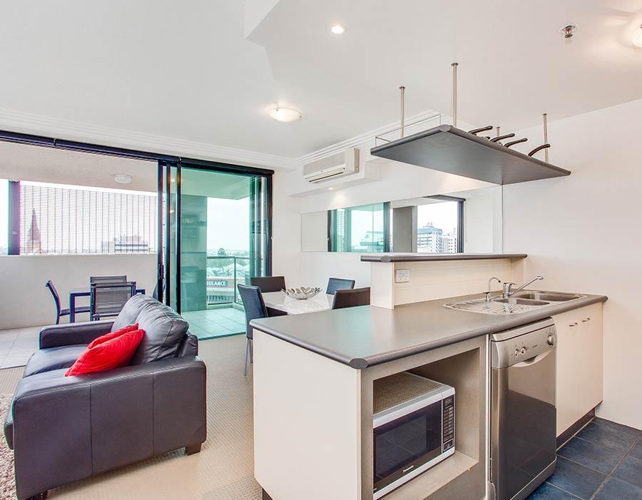 accommodation Brisbane cbd