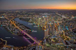 Brisbane City Queensland
