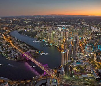 Brisbane City Queensland