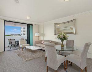 holiday accommodation Brisbane CBD